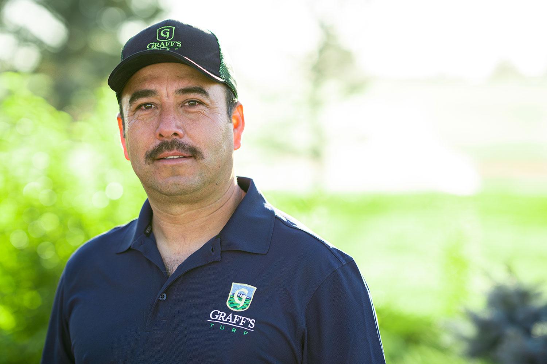 GRAFFS TURF HEADSHOTS 10 Jose Rubio Farm Manager